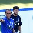 Italia-Liechtenstein, le formazioni ufficiali: Mancini affida l'attacco a Quagliarella, Politano e Kean, c'è Jorginho a centrocampo