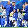 Europa League, i risultati a fine primo tempo: si sbloccano 10 gare su 12, avanti Lazio e Chelsea