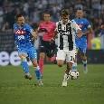Juventus-Napoli dalla A alla Z: il voto zero e l'eclissi Insigne, giallo sui gialli e lo stuntman Dybala!