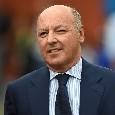 UFFICIALE - Inter, Marotta saluta i nuovi tifosi: sarà l'amministratore delegato
