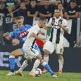 Napoli-Juventus, le probabili formazioni: Ancelotti conferma Malcuit, dubbio in attacco. Ronaldo titolare, due ballottaggi per Allegri