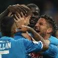 La magia di Fabiàn, la gioia dei napoletani ad Udine e le smorfie di Ancelotti: tutti gli scatti di Udinese-Napoli [FOTO]
