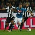 """Da Udine: """"Emergenza in difesa tra infortuni e squalifiche. A Napoli c'è da cambiare atteggiamento"""""""