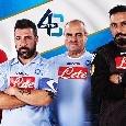RIVEDI la puntata dei '4 Capitani': vigilia Napoli-Arsenal e tante news di mercato! [VIDEO]