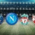 Champions League, il Napoli si qualifica se... tutte le nuove combinazioni