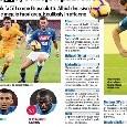 """Corriere dello Sport esalta Fabian: """"Slalom incredibile, numero alla Maradona! Lo possiamo dire senza problemi..."""""""