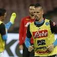 """Hamsik, l'agente a CN24: """"Vorrebbe la 17 anche al Dalian, ma è già occupata. Potrebbe tornare a Napoli per una gara d'Europa League. Non pensa a fare il dirigente"""""""