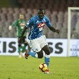 Miglior calciatore africano 2018, tra i candidati c'è Koulibaly: presenti anche Benatia e Salah