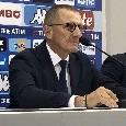 """Empoli, Andreazzoli in conferenza: """"Siamo incazzati per il ko con la Juve. Con il Napoli puoi solo giocar bene per vincere, a meno che non escano dal campo loro"""""""