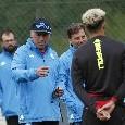 Solo dieci giocatori a disposizione di Ancelotti a Castelvolturno: mancano tutti i centrocampisti! [GRAFICO]