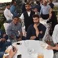 """Niente """"patto di Quarto"""", Ancelotti a cena con la squadra per festeggiare Allan e Koulibaly [FOTO]"""
