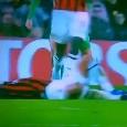 Paura Milan, Musacchio si accascia per terra dopo uno scontro con Kessié! [VIDEO]