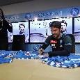 Il Calcio Napoli dà il benvenuto a mytaxi in città. Testimonial d'eccezione Simone Verdi [FOTOGALLERY CN24]