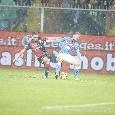 """Il commento della SSC Napoli: """"Il popolo azzurro canta 'Singing in the rain', acquapark azzurro, Fabian come un arcobaleno"""""""
