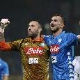 Dal nubifragio a Marassi all'abbraccio azzurro sotto la curva: le emozioni di Genoa-Napoli [FOTOGALLERY CN24]