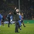 Genoa-Napoli dalla A alla Z: la giustificazione per Milik, l'arma in più e la risata dopo il giallo