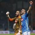 Il giorno dopo Genoa-Napoli, squadra mai doma ma con evidenti lacune di organico