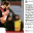 """Higuain sui social: """"Voglio scusarmi con compagni, società e tifosi, mi state dimostrando tanto affetto. Non capiterà più"""" [FOTO]"""