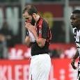 """Da Milano: """"Due pesi e due misure, Higuain di Napoli e Milan è diverso da quello della Juventus"""""""