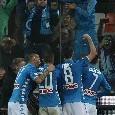 """Il Mattino - Da Hamsik a Callejon, il patto scudetto è ancora vivo: """"Vogliamo vincere il campionato, a Genova abbiamo capito la nostra forza"""""""
