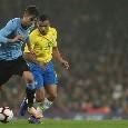 """Super Allan, le pagelle in Brasile dopo l'esordio: """"Eccellente! Migliora la Seleção, veloce e prezioso"""""""