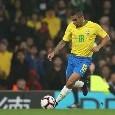 Il Brasile di Allan vince la Copa America: l'azzurro in campo nel finale