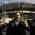"""Comune, Borriello a CN24: """"Sediolini in tonalità azzurre per accontentare i tifosi, ci siamo quasi! ADL che si arrabbia è positivo. Niente stadio colorato in stile Dacia Arena"""" [VIDEO]"""