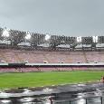 Napoli, stadio San Paolo: allarme sediolini. Non c'è tempo per la sostituzione delle 55mila unità prima delle Universiadi