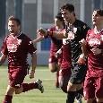 Primavera, Napoli-Torino: il bolide di De Angelis che batte Idasiak! [FOTOSEQUENZA CN24]
