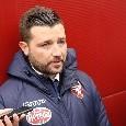"""Torino Primavera, Coppitelli: """"Tre punti su un campo difficile, Napoli squadra organizzata. Gaetano, il più forte"""" [VIDEO CN24]"""