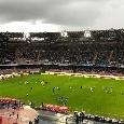 Tv Luna - Napoli-Torino, impennata nelle vendite dei biglietti! Più di 20mila spettatori domani al San Paolo