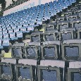 Stadio San Paolo, progetto nuovi sediolini: sostituzione slittata nel 2019. Monoscocca in curva, poltroncine nell'area VIP [FOTO CN24]