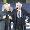 Atalanta, domani la ripresa degli allenamenti in vista del Napoli