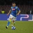 Questa sera tre azzurri in campo con le nazionali: Mario Rui ritrova CR7