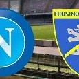 Dove vedere Napoli-Frosinone in streaming e tv