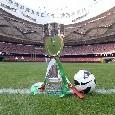 DIRETTA GOL LIVE Juventus-Milan, risultato in tempo reale della Supercoppa Italiana: 1-0