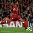 Matip si fa male contro il Napoli, rottura della clavicola per il difensore del Liverpool