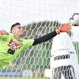 """""""Vederlo lavorare mi emoziona"""", Buffon sbalordito da Meret in Nazionale: il retroscena"""