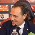 """Genoa, clamoroso lapsus di Prandelli in conferenza: """"Non possiamo parlare di fi**"""" [VIDEO]"""