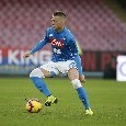 SSC Napoli, i dati di fine anno: Zielinski il più sostituito, Ancelotti ne ha tirati fuori quasi venti diversi da inizio anno