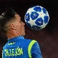 Guai a chi tocca Callejon, ma quel gol...non doveva sbagliarlo