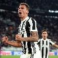 Sky - Salta definitivamente il trasferimento di Mandzukic, il croato resterà come esubero alla Juventus