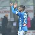 """Insigne sprona i compagni in vista della Lazio: """"Forza ragazzi"""" [FOTO]"""