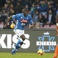 """""""Rimarranno qua"""". ADL blinda Allan e Koulibaly: respinte le offerte di Psg e Manchester United"""