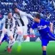 Juventus-Sampdoria 1-1, Quagliarella realizza il rigore concesso per tocco di mano di Emre Can! [VIDEO]