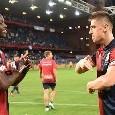 """Gazzetta su Kouamé: """"Napoli o Juventus? Ha risposto alla sua maniera a chi gli ha chiesto una preferenza tra le due"""""""