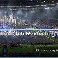 Ricavi Napoli - Studio UEFA, impatto migliore di sempre della Champions: risultato operativo più alto della storia