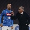 """Gazzetta: """"Napoli turnover ok, Lazio piccola con le grandi. Fabian Ruiz, che personalità!"""""""