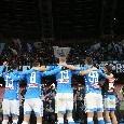 Dalla punizione magistrale di Milik al ritorno al gol di Callejon: tutti gli scatti di Napoli-Lazio [FOTOGALLERY CN24]