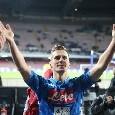 """Milik esulta sui social: """"Vittoria meritata, ho fatto un altro gol! Continuiamo così"""" [FOTO]"""